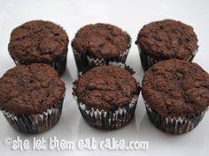 Gluten-Free, Dairy-Free & Egg-Free Chocolate Chip Cupcakes