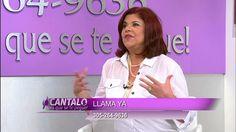SUSANA PEREZ INTERCAMBIA EXPERIENCIAS CON IVONNE LOPEZ EN MEGA TV.