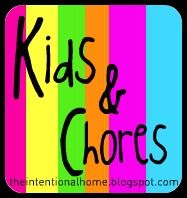 We are on Day 3 of my first blog series: Kids & Chores. If you missed Day 1 or Day 2, you can click on the links below:  Day 1: Why I am Doi...