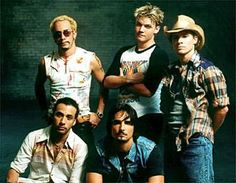 Backstreet Boys!!! BTL in a Cowboy hat...LOVE