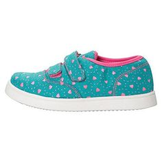 Mountain Warehouse Maisie Kids Shoes Teal 1 Child US *** You can get more details by clicking on the image.