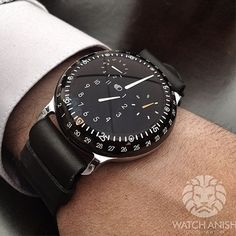 New Ressence Type 3. 50 pieces and price tag of 28,000CHF. Very cool piece!Live from Basel