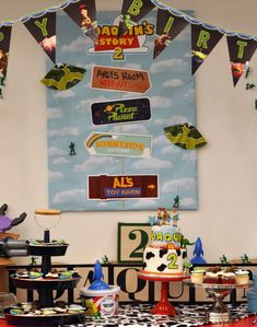 Toy Story Party for