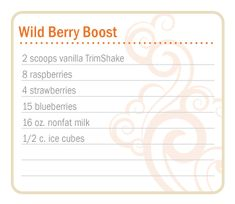 Wild Berry Boost
