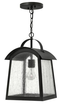 View the Hinkley Lighting 2652 1 Light Outdoor Lantern Pendant from the Putney Bridge Collection at LightingDirect.com.