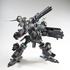 Now THATs an ARMORED Core: Black Rain