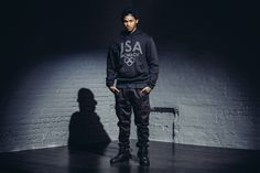 "#10DEEP 2013 Holiday ""After Midnight"" Collection Lookbook :: http://blkmrqt.tumblr.com/post/69914977737/10-deep-2013-holiday-after-midnight-collection"