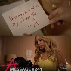 Message from A (with gas mask). Sent to Mona. 120 of 150 // Season Episode Pretty Little Liars Quotes, Pretty Litle Liars, Pretty Little Liars Seasons, Pll Quotes, Pll Memes, Red Band Society, Grey Anatomy Quotes, Foto Casual, I'm Still Here