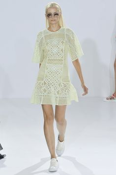 Templerley London womenswear, spring/summer 2015, London Fashion Week