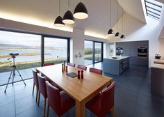 House on Skye by Dualchas Architects