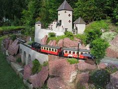 Pflugmacher's Gartenbahn