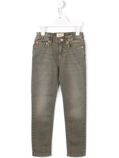 Shop Bellerose Kids tapered leg jeans in Jofré from the world's best independent boutiques at farfetch.com. Shop 400 boutiques at one address.