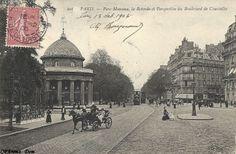 1861 – Le parc Monceau