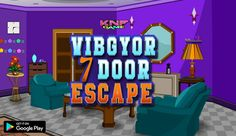 http://www.knfgame.com/knf-vibgyor-7-door-escape/ Knf Vibgyor 7 Door Escape is the 139th escape game from KnfGame. The Story of the game is Your locked inside a Vibgyor 7 color doors. You need to click on the objects around the room to solve some interesting puzzles. Good Luck and Have fun playing Knf escape games, free online and point and click escape games.
