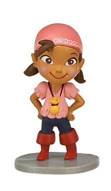 Disney Jr. Jake and the Neverland Pirates 2 1/2 inch Izzy Action Figure PVC Figurine Disney,http://www.amazon.com/dp/B00DGB3Z8O/ref=cm_sw_r_pi_dp_Se9atb1SGF9BT8FF