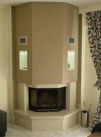 Αποτέλεσμα εικόνας για χρωματα τζακιων Decor, Home Decor, Fireplace, Kitchen Appliances