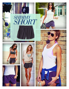 STYLE VITAL | Shimmy Short | Athleta Summer 2014 Collection