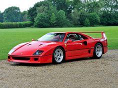 1991 Ferrari F40 | Classic Driver Market