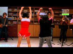 Santana Fan Video: Mashup of Naya Rivera's Sexiest Dance Moves on Glee
