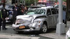 A car crash this weekend on the City's Upper East Side injured five when a car was forced onto a busy sidewalk. Two children were injured in the accident and all five victims were taken to the hospital in serious condition.  http://www.nbcnewyork.com/news/local/Upper-East-Side-Car-Crash-Accident-Park-Avenue-90th-Street-Injures-5-208992561.html