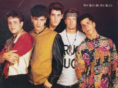 NKOTB early 90's