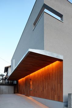 House design, shed homes, japanese architecture, contemporary architecture, Japanese Architecture, Contemporary Architecture, Architecture Details, Interior Architecture, Japan Modern House, Modern House Design, Modern Houses, Facade Lighting, Shed Homes