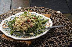 Wheat Berry and Quinoa Salad - Cooking Quinoa