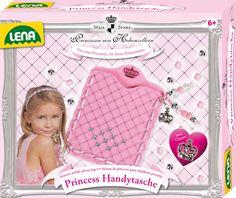 Princess Handytasche zum Basteln für kleine Prinzessinnen, by Maja Prinzessin von Hohenzollern/Lena.http://www.windeln.de/catalog/search/?q=prinzessin+von+Hohenzollern https://www.otto.de/p/lena-prinzessin-von-hohenzollern-kronjuwelen-445160042/#variationId=-20029920