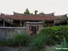 印海寺的奇想如是說: 清水楊肇嘉古宅
