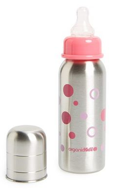 thermal stainless steel baby bottle - 33% off  http://rstyle.me/n/ubzenpdpe