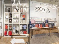CAMP DAVID / SOCCX flagship store by Susanne Kaiser, Berlin – Germany » Retail Design Blog