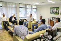 Presidente da ABCZ recebe equipe do Banco do Brasil. Vem mais novidade por aí!