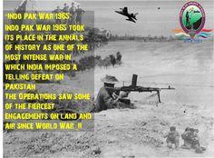 Golden Jubilee Celebrations: 1965 Indo Pak War #GJC1965