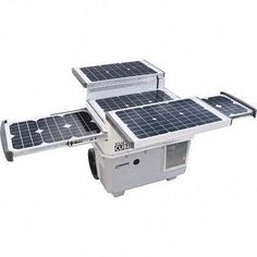 Home Solar Energy. Choosing to go environment friendly by changing over to solar energy is obviously a good one. Solar power is now becoming seen as a solution to the planets power needs. Solar Power Inverter, Portable Solar Power, Solar Power System, Solar Energy Panels, Solar Panels For Home, Best Solar Panels, Kit Solar, Materiel Camping, Solar Roof Tiles