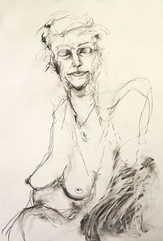 life drawing 28 march | veronica cay