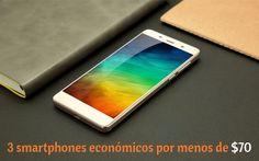Os traemos una propuesta con 3 smartphones económicos, todos por debajo de los 70 dolares, para tener un teléfono inteligente sin gastar una…