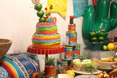 When one of my dear friends came to me and asked if I would help plan a surprise Mexican Fiesta Party for her fiance's upcoming 40th birthday, I was game! I absolutely LOVE everything about putting together parties but to add that it was a surprise made everything that much more fun! Add in that … Read more...