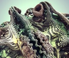 Syntopia makes beautiful fractal and generative art, much of if it with their own open source software Fragmentarium #3Dfractal .Generative Art.