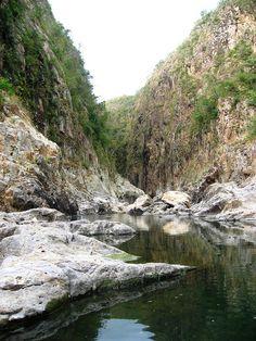 Somoto's Canyon - #Nicaragua