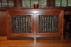 radiator covers | for the living room and/or dining room