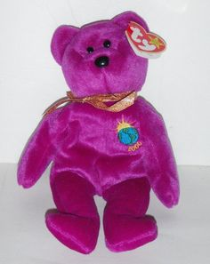 Many Beanie Babies were made with factory spelling or Tag errors. Below is  a list of confirmed sales of errors that are known to exist. 2788745bf287