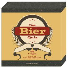 Das Bier-Quiz - Geschenke von Geschenkidee