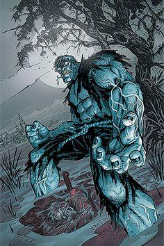 Solomon Grundy (Cyrus Gold) - DC Comics