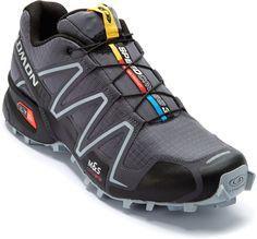 55f344f75e2a Salomon Speedcross 3 Trail-Running Shoes - Men s