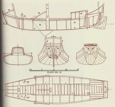 "shaohing-ch'uan, or Hangchow Bay Trader: A Chinese junk with a ""whaleback"" hull Junk Ship, Shanty Boat, Wooden Boats, Wooden Boat Plans, Wooden Ship, Boat Building, Chinese Boat, Boat Drawing, Navy Ships"