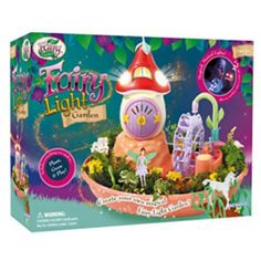 Amazon has the My Fairy Garden – Fairy Light Garden with Musical Sound marked down from $34.99 to $21.98 and it ships for free with your Prime Membership or any $25 purchase. Grow your own garden for fairy Saffron and unicorn friend Calista Playset includes everything needed to plant, grow, and play Blow on the…