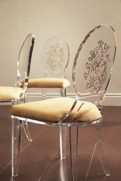 sillas de siseño elegante