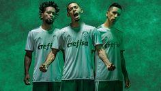 Palmeiras lança novo uniforme