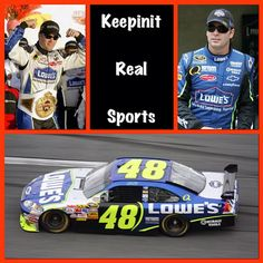 Happy Birthday: Jimmie Johnson  September 17, 1975 - Jimmie Kenneth Johnson is an American NASCAR Sprint Cup Series race car driver. He currently drives the No. 48 Lowe's Chevrolet for Hendrick Motorsports.  myspace.com/keepinitrealsports  theofficialkeepinitrealsports.blogspot.com  keepinitrealsports.tumblr.com  pinterest.com/mysterkeepinit  Instagram - @Myster_Keepinit  Twitter - @MysterKeepinit  keepinitrealsports.wordpress.com  flickr.com/keepinit_real_sports