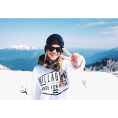 In the meantime... We out here #summerboardin with #boarderbabes! @billabong_snowboarding @billabongwomens @possumtorr @vonzipper #campofchamps #whistler